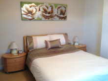 Double ensuite bedrooms