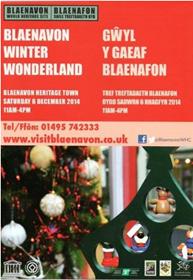 Blaenavon Winter Wonderland 2014