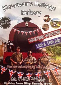 Wartime Weekend