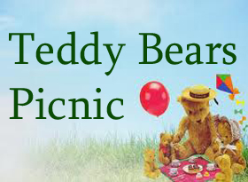 Teddy Bears Picnic at the Railway