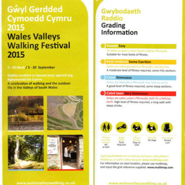 Valleys Walking Festival – A Walk For Everyone