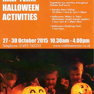 Halloween Hauntings and Spooks Galore During Half Term