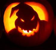 October Halloween pumpkin