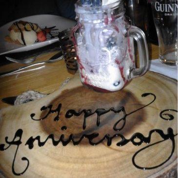 Silver Wedding Anniversary – 25 Years