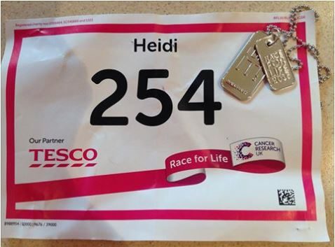 Race For Life – Cardiff