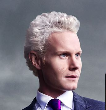 Rhydian In Concert With Blaenavon's Male Voice Choir