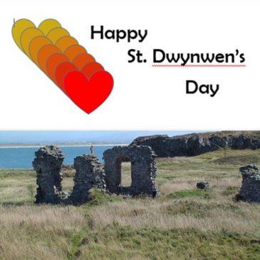 St Dwynwen's Day – A True Welsh Valentine