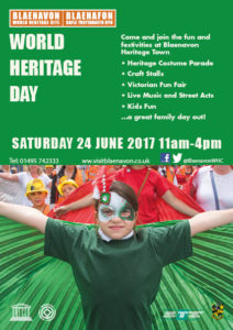 2017 World Heritage Day Flyer