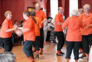 Apalachian Dancers