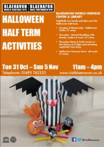 October November half term