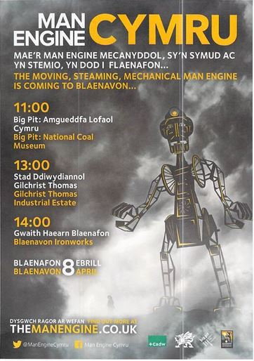 The Man Engine Resurrection Tour