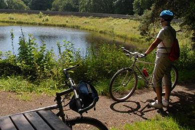Traffic-free Cycling In The Valleys Of South Wales
