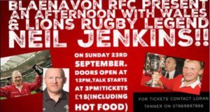 Neil Jenkins Rugby Legend