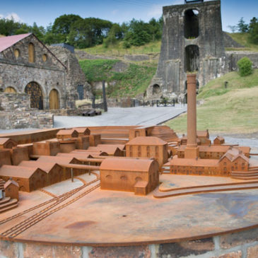 CADW Admission Fees For Blaenavon Ironworks