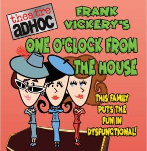 Frank Vickery play