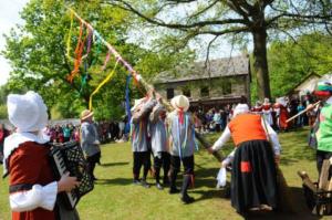 May Day St Fagans