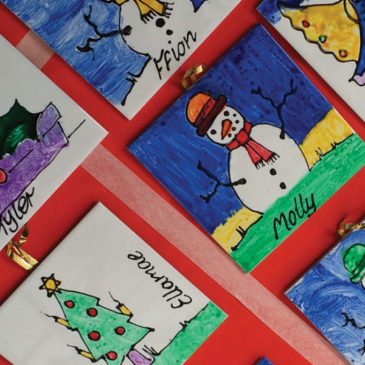 Christmas Crafts At The Heritage Centre