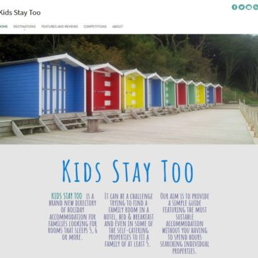 Kids Stay Too – For Families 5 or More