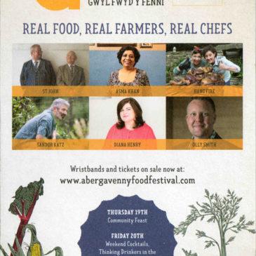 Abergavenny Food Festival 2019